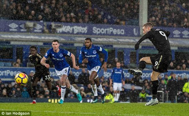 Everton - Leicester City: Cựu sao Arsenal rực sáng 1