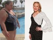 Làm đẹp - Vợ béo phì tạ rưỡi giảm nửa số cân sau khi chồng tặng món quà này