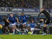 Bóng đá - Everton - Leicester City: Cựu sao Arsenal rực sáng
