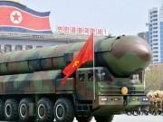 Thế giới - Nga có hết dữ liệu về các tên lửa của Triều Tiên?