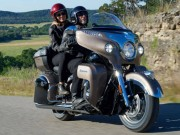 Thế giới xe - Siêu mô tô đường trường Indian Roadmaster dính lỗi phanh