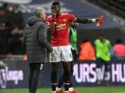 """Bóng đá - Thua toàn diện Tottenham, MU - Mourinho """"gà mờ"""" đại chiến xa nhà"""