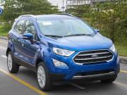 Tin tức ô tô - Ford EcoSport 2018 ra mắt Việt Nam