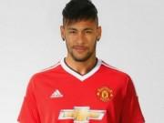 """Bóng đá - Chuyển nhượng MU: Nhà tài trợ hứa giúp """"Quỷ đỏ"""" có Neymar"""