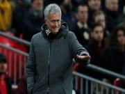 """Bóng đá - MU hết cửa Ngoại hạng Anh: Mourinho """"đánh bạc"""" với Champions League"""