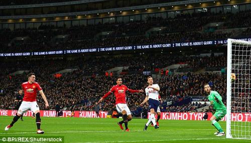 Chi tiết Tottenham - MU: Bất lực tìm bàn gỡ (KT) 22