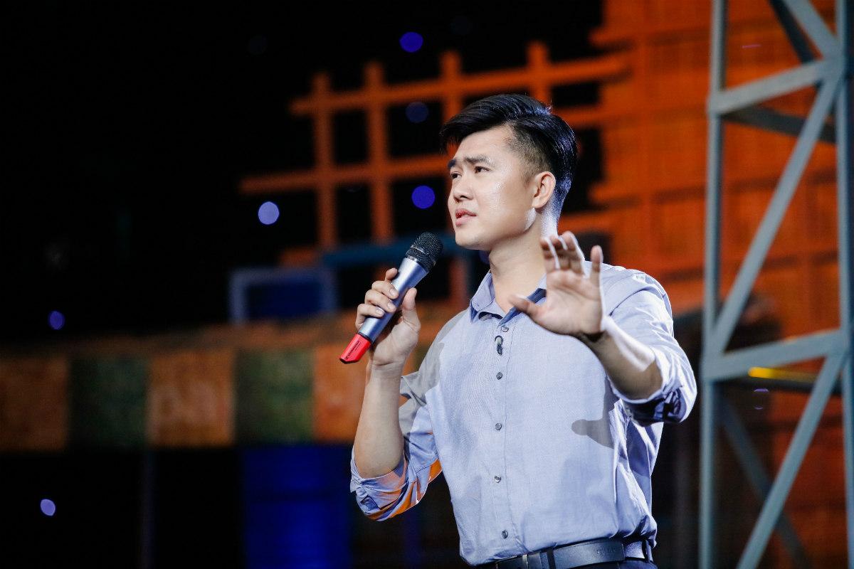 """Phương Dung khen Nam Cường hát """"Về đâu mái tóc người thương"""" hay nhất Việt Nam - 9"""