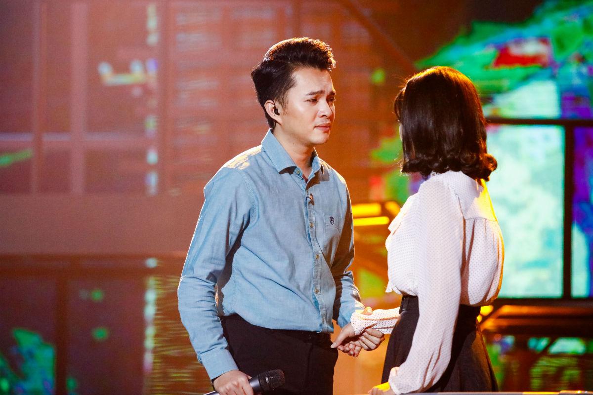 """Phương Dung khen Nam Cường hát """"Về đâu mái tóc người thương"""" hay nhất Việt Nam - 2"""