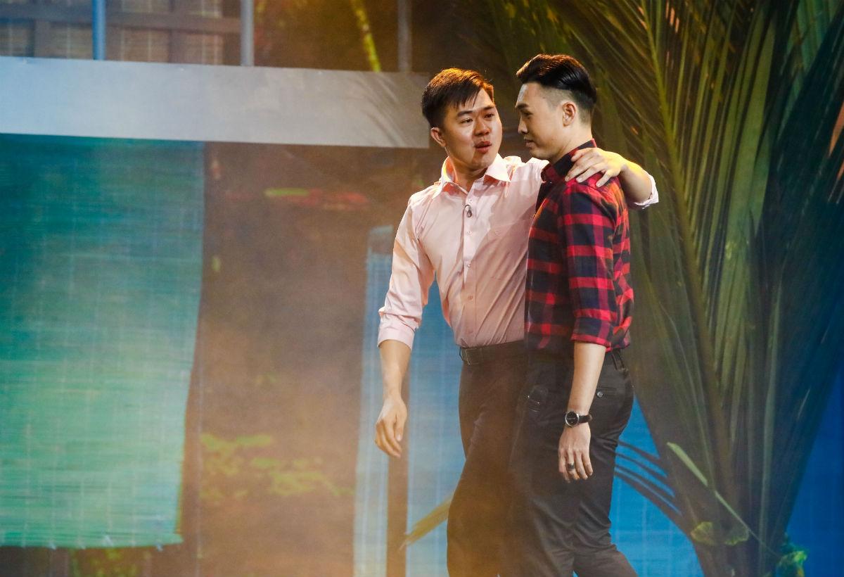 """Phương Dung khen Nam Cường hát """"Về đâu mái tóc người thương"""" hay nhất Việt Nam - 11"""