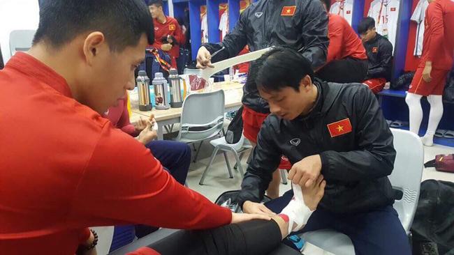 Bác sĩ riêng của U23 Việt Nam lý giải vì sao các cầu thủ có sức khỏe đáng kinh ngạc - 2