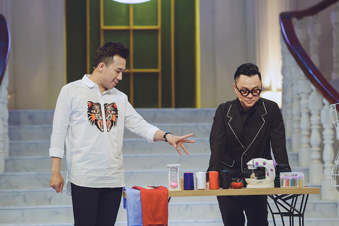 """Trấn Thành khuyên Công Trí: """"Showbiz Việt không khủng khiếp như anh nghĩ"""" - 2"""