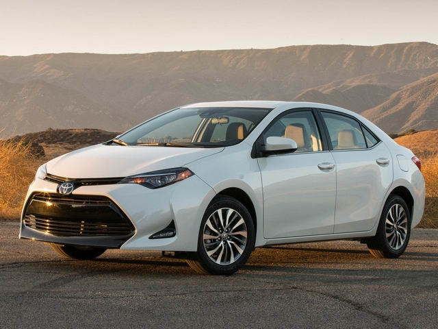 10 mẫu xe bán chạy nhất thế giới năm 2017 - 1