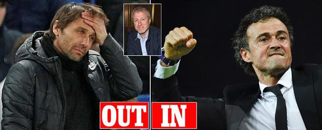 """Chelsea biến lớn: Conte trước """"giá treo cổ"""", ngôi sao đòi tháo chạy 1"""
