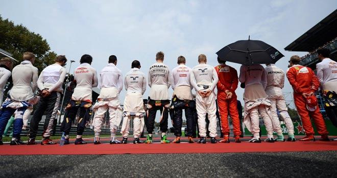 Đua xe F1, giới hạn khối lượng mới: Khi to cao không phải là lợi thế - 2
