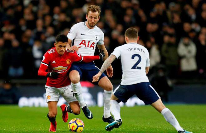 MU có Sanchez vẫn thua Tottenham: Mourinho bối rối vì bảo bối