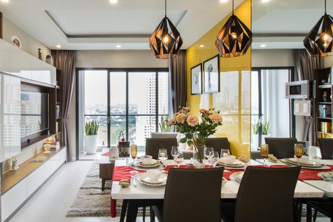 Nội thất sang trọng, tràn ngập ánh sáng của căn hộ cao cấp ven sông dành cho gia đình trẻ - 3