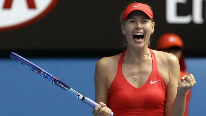 Tin thể thao HOT 2/2: Sharapova được ưu ái ở Dubai, mỹ nhân may mắn