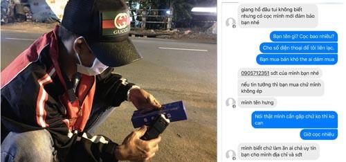 """""""Hàng nóng"""" rao bán công khai facebook - 1"""