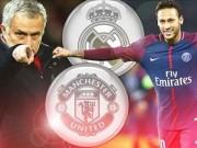 Bóng đá Pháp - MU gây sốc tranh Neymar với Real: Thế lực cực khủng trợ chiến