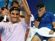 Thể thao - Tin thể thao HOT 2/2: Federer lưỡng lự cơ hội soán ngôi số 1 của Nadal