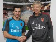 Bóng đá - Arsenal đón Aubameyang, Mkhitaryan: Học MU, Mourinho vô địch châu Âu