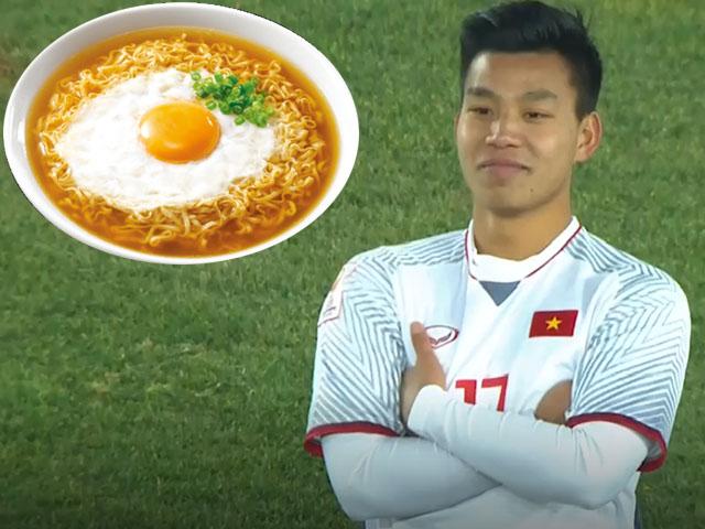 Mỗi lần về nhà, Văn Thanh chỉ muốn được bố mẹ nấu cho món ăn cực đơn giản này