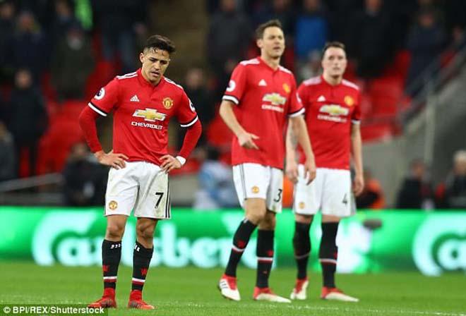 MU đua Ngoại hạng Anh với Man City: Nỗi bất lực của Mourinho
