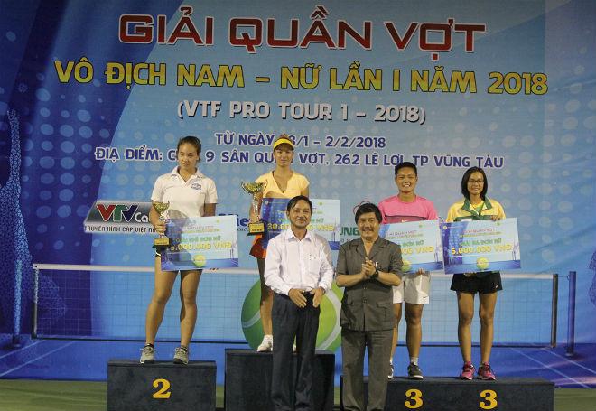 Người đẹp tennis Việt kiều khát khao giành vàng SEA Games cho tuyển Việt Nam 1