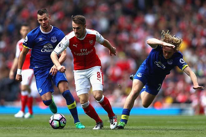 Arsenal - Everton: Bộ đôi hủy diệt Aubameyang - Mkhitaryan chào sân 2