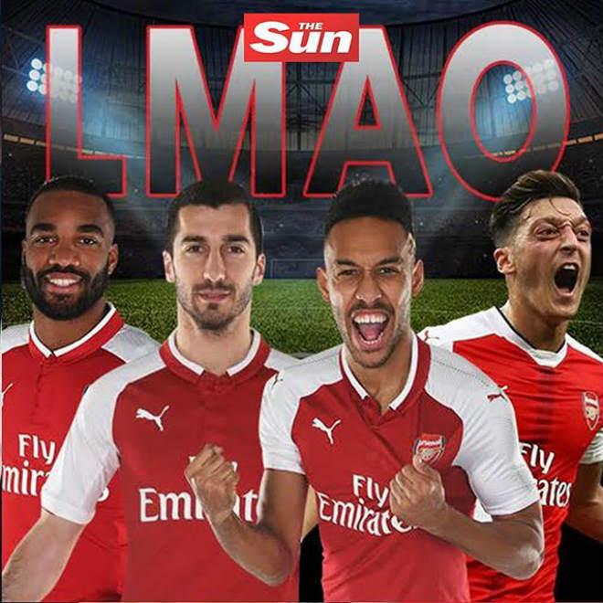 """Wenger bỏ thói hà tiện: Arsenal nổ vang, phục hưng lối đá """"điện xẹt"""" 2"""