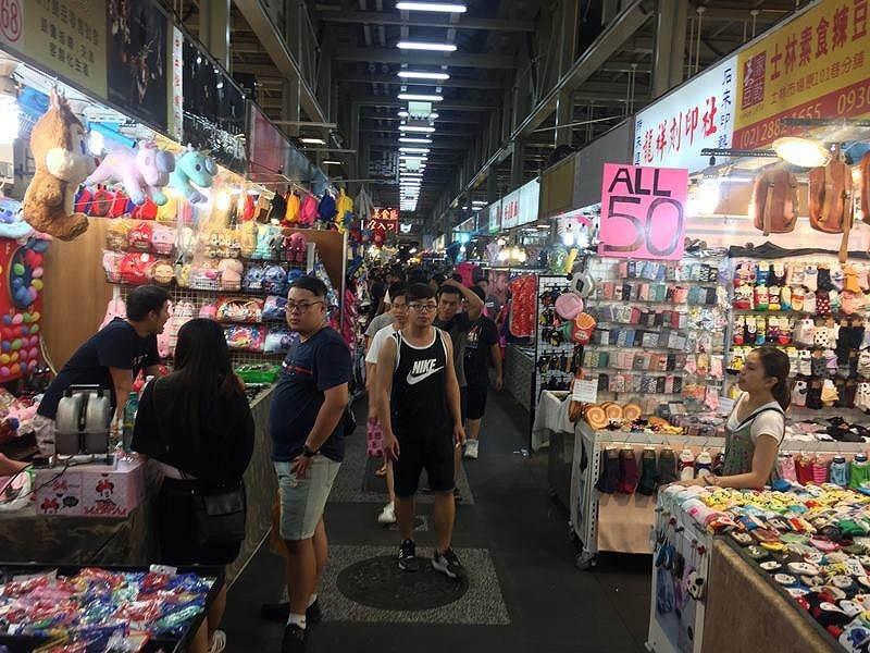 Độc đáo phiên chợ đêm xứ Đài - 1