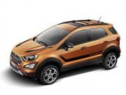 Tin tức ô tô - Ford EcoSport Storm đặc biệt giá 720 triệu đồng