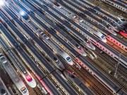Thế giới - Cận cảnh tàu siêu tốc TQ chở 400 triệu người về ăn Tết