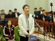 Tin tức trong ngày - Trịnh Xuân Thanh nói mong khi chết được trong vòng tay vợ con