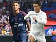 """Bóng đá - Real """"cắn răng"""" tăng siêu lương bổng cho Ronaldo: Khổ vì Neymar"""