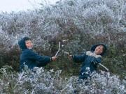 Tin tức trong ngày - Sốc: Nước Hồ Gươm từng đóng băng, miền Bắc đang trải qua đợt rét lịch sử
