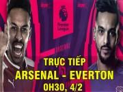 Bóng đá - Chi tiết Arsenal - Everton: Chiến thắng hủy diệt (KT)