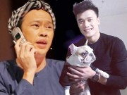 """Bạn trẻ - Cuộc sống - Câu nói của Tiến Dũng U23 khiến danh hài Hoài Linh """"vui dễ sợ"""""""