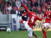 """Bóng đá - Mainz - Bayern Munich: Ra chân """"điện xẹt"""", vô-lê kết liễu"""
