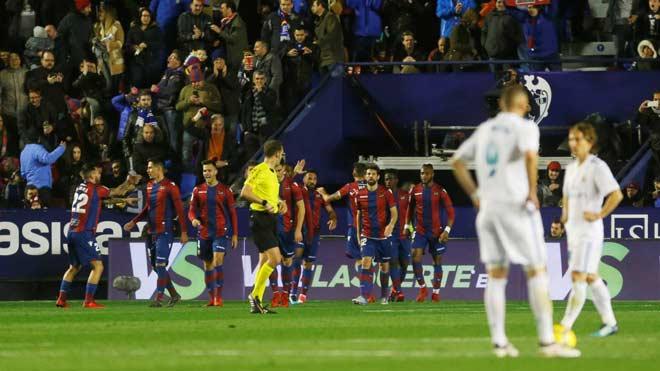 Levante - Real Madrid: Rượt đuổi 4 bàn, sai lầm phút 89 2