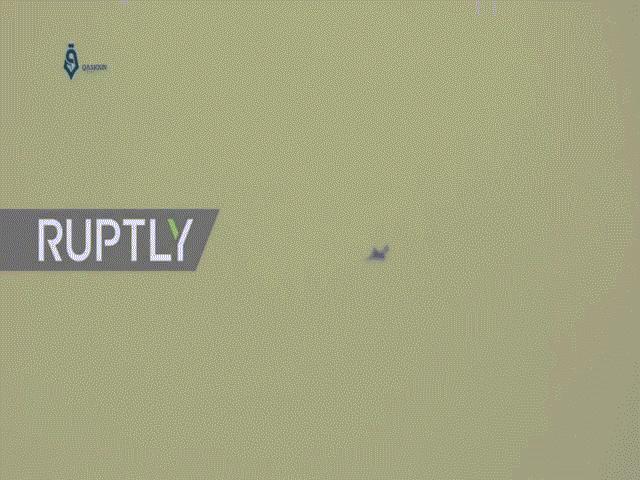 Chiến đấu cơ Nga bị bắn rơi ở Syria, phi công nhảy dù bị giết