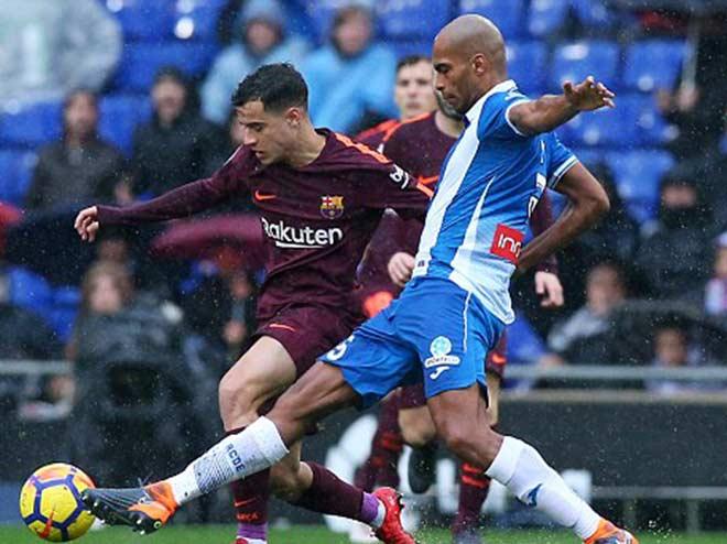 Espanyol - Barcelona: Căng thẳng trận derby thủy chiến - 1