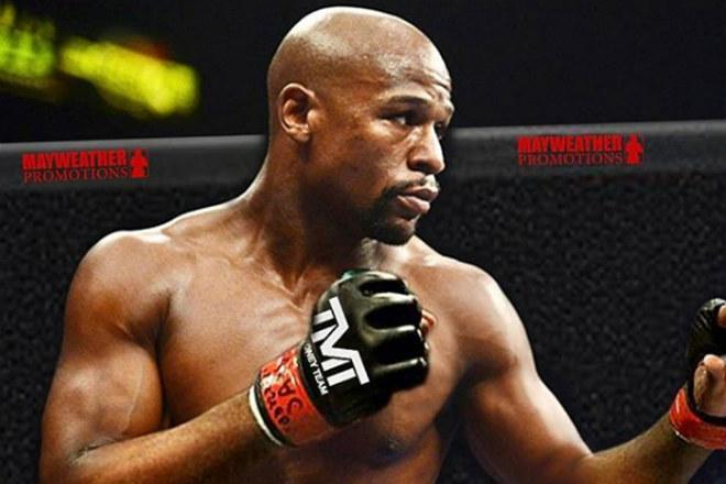 Tin thể thao HOT 4/2: Mayweather ngầm xác nhận thi đấu tại MMA? 1