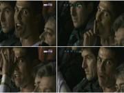"""Bóng đá - Ronaldo bị thay ra, bực bội """"chỉ đạo"""" máy quay truyền hình"""