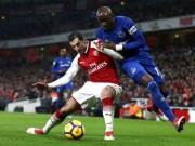 """Bóng đá - Arsenal mở hội, Mkhitaryan lập """"hat-trick"""": Wenger hả hê với Mourinho"""