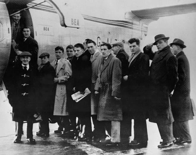 60 năm thảm họa Munich 1958: Thế hệ Busby Babes yểu mệnh & tấn bi kịch MU 1