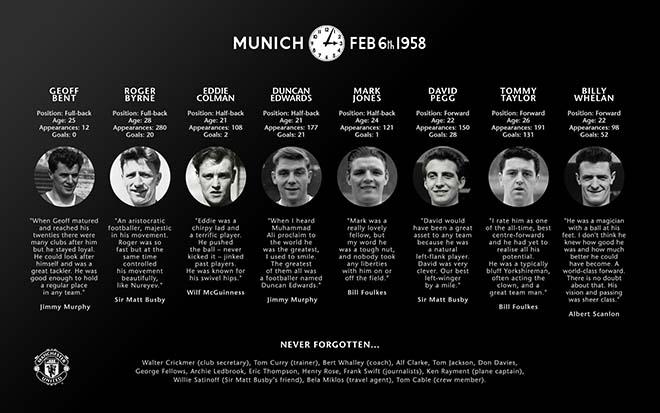60 năm thảm họa Munich 1958: Thế hệ Busby Babes yểu mệnh & tấn bi kịch MU 4