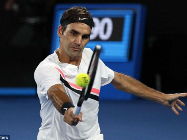 """Tin thể thao HOT 17/2: Hé lộ thu nhập """"khủng"""" của Federer 2"""
