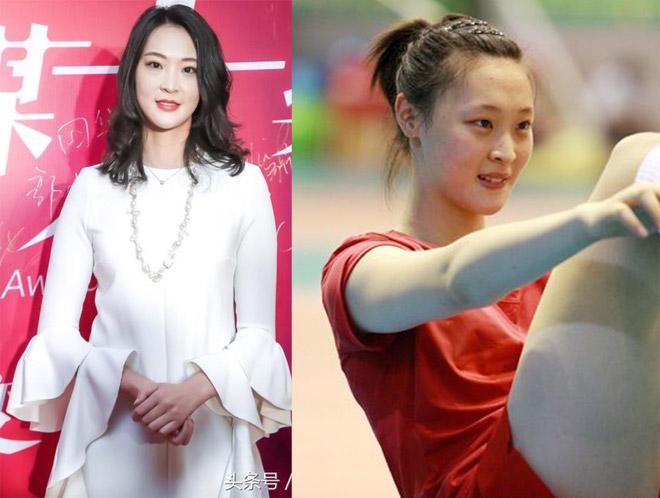 """""""Hoa hậu bóng chuyền"""" đẹp nhất Trung Quốc mất nghiệp khó tin 1"""