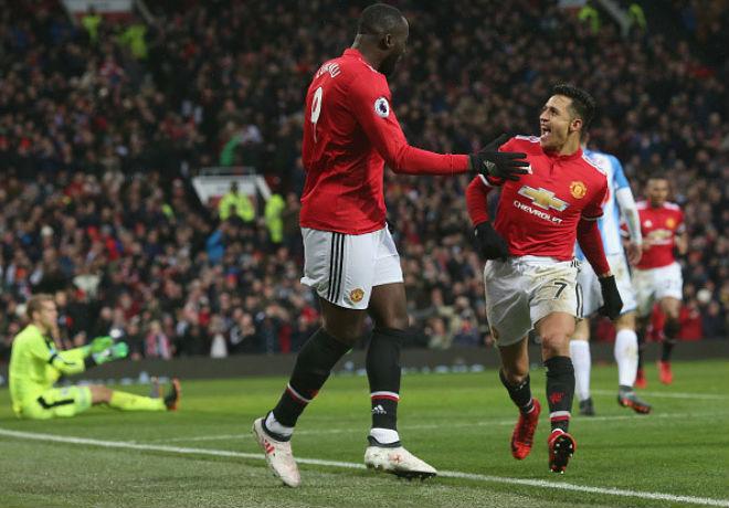 """MU: Tự tin """"song sát"""" Sanchez - Lukaku, Mourinho tuyên bố khiến fan sốc - 1"""